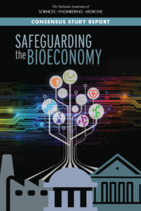 Safeguarding the Bioeconomy Report Cover